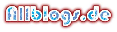 Blog Logo für Allblogs.de mit einem Logo-Maker